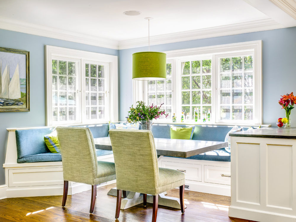 Kitchen table benches that bring the whole family together 16 kitchen table benches that bring the whole family together