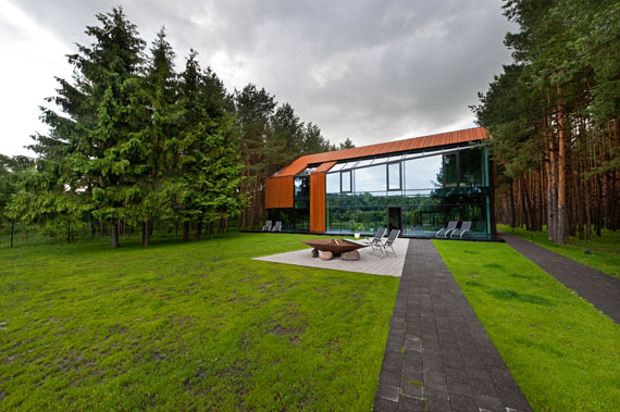52214983959 Superbly designed house among the pines of Vilnius