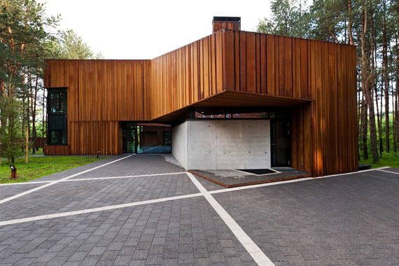 52215003305 Superbly designed house among the pines of Vilnius