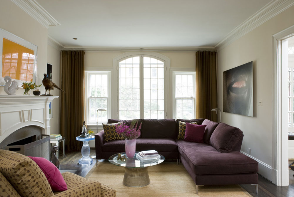 The-Experience-of-a-Purple-Couch-Is-Not-So-Bad6 Great Looking Purple Couch Design Ideas