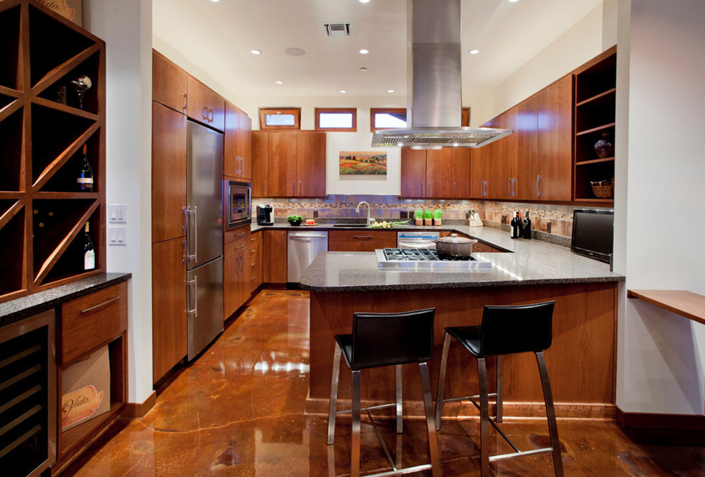 Incorporate polished concrete floors into your home2 Incorporate polished concrete floors into your home