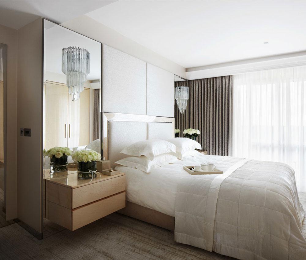 Wall-nightstand-helpful-and-wonderful8 Wall-mounted nightstand - helpful and wonderful