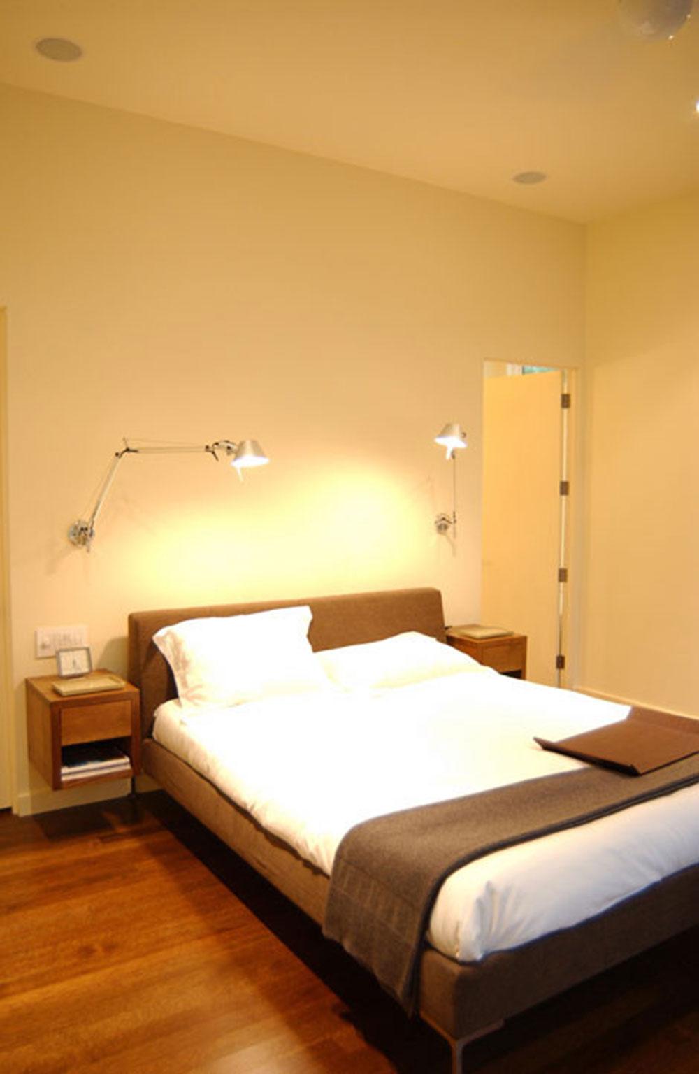 Wall-mounted nightstand-helpful-and-wonderful14 Wall-mounted nightstand - helpful and wonderful