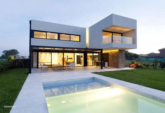 50025039659 Casa A in Argentina Designed by Estudio GMARQ