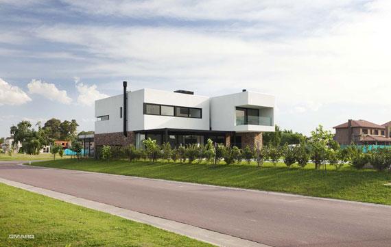 50025062553 Casa A in Argentina Designed by Estudio GMARQ