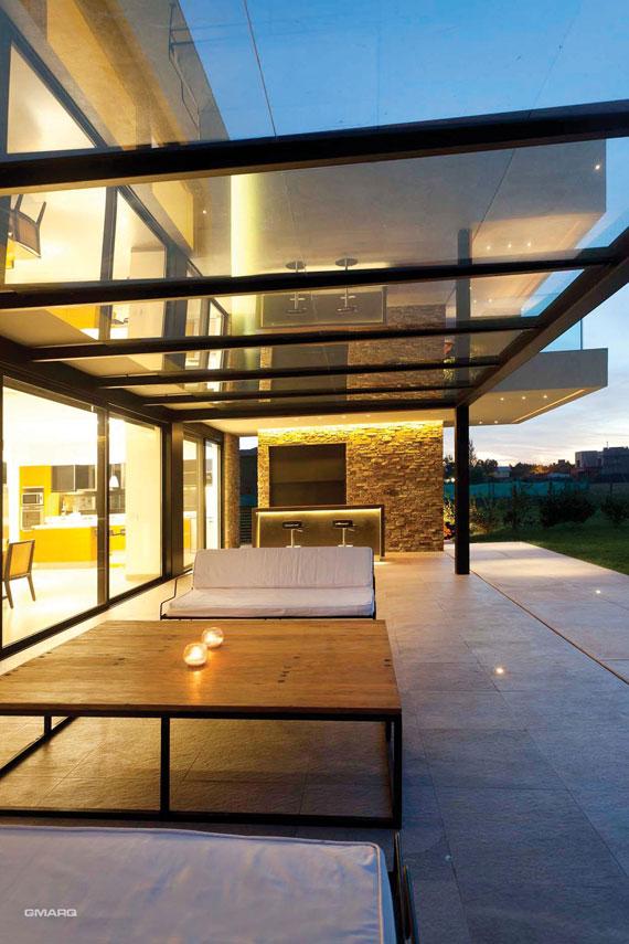 50025084175 Casa A in Argentina Designed by Estudio GMARQ