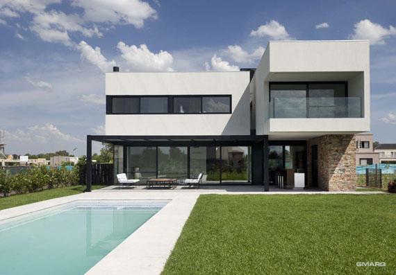 50025073212 Casa A in Argentina Designed by Estudio GMARQ