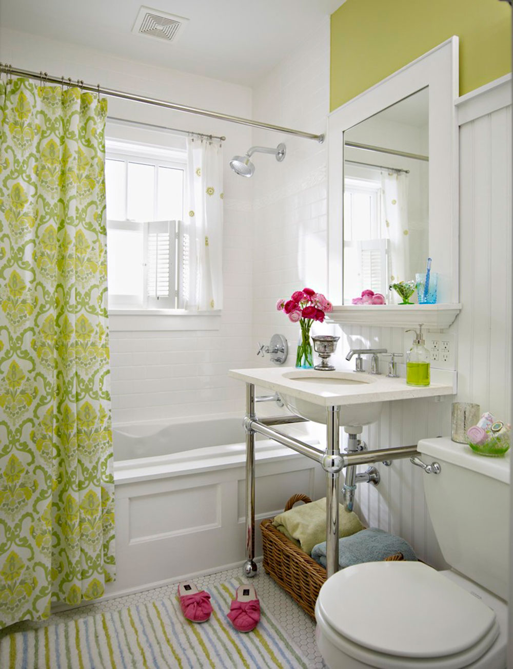 Enhance your bathroom look with trendy shower curtains6 trendy shower curtains for your bathroom