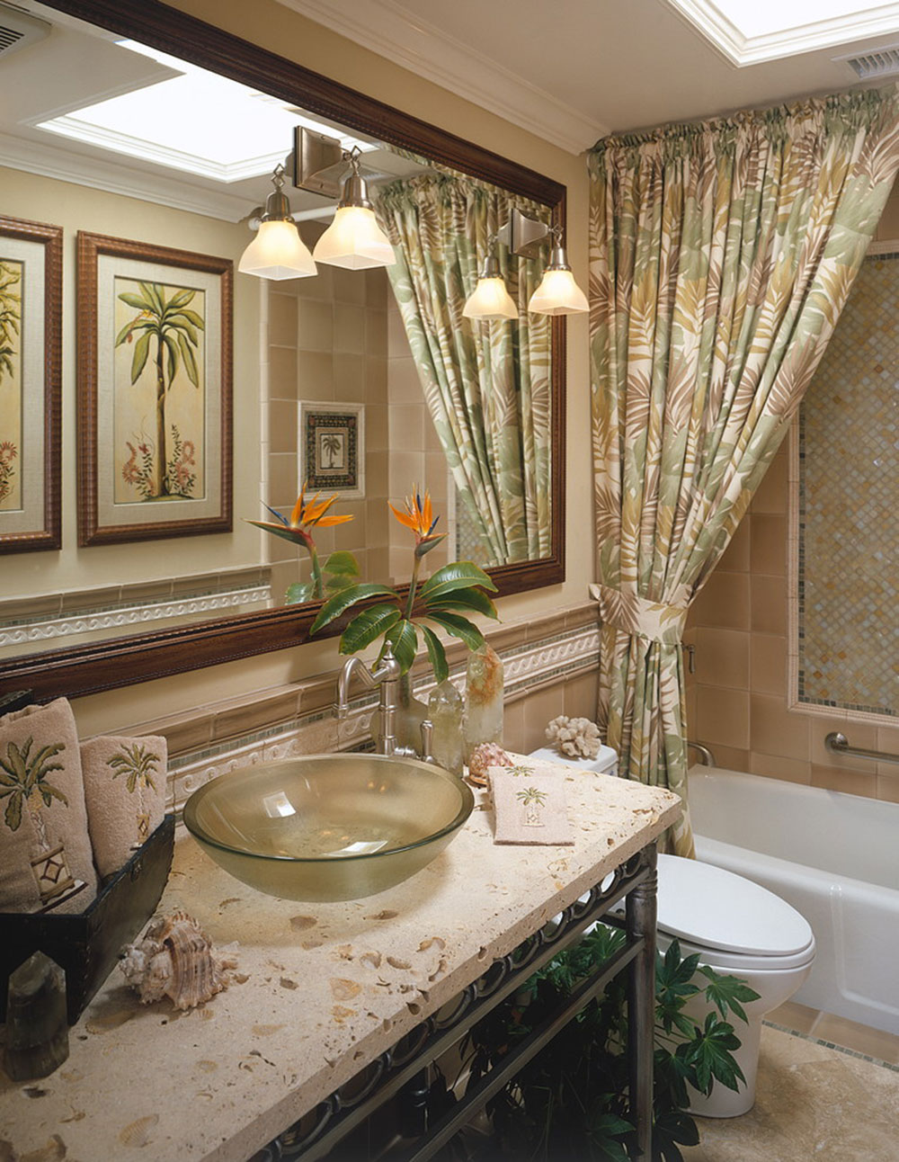 Enhance your bathroom look with trendy shower curtains8 trendy shower curtains for your bathroom