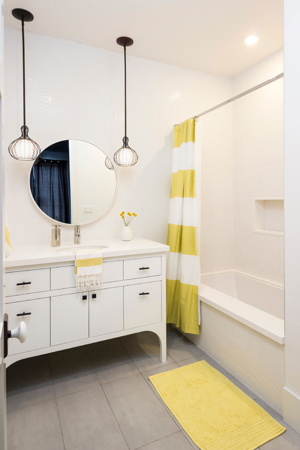 Enhance Your Bathroom Appearance With Trendy Shower Curtains 9 Trendy Shower Curtains For Your Bathroom