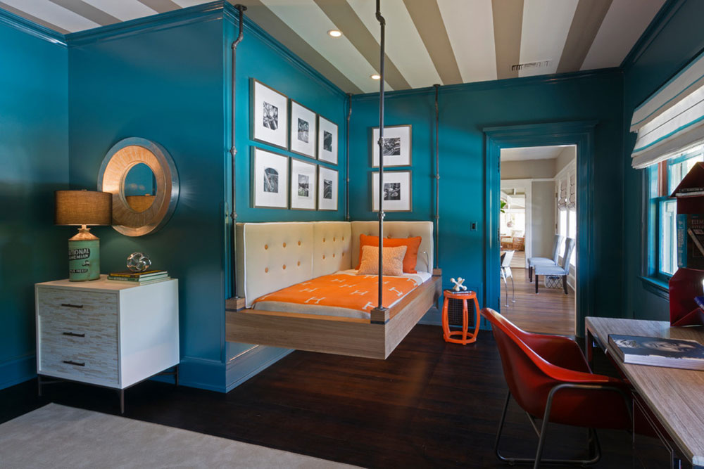 11 Creative Hanging Bed Ideas For Amazing Homes