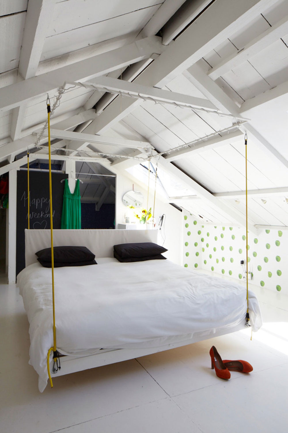 Creative Hanging Bed Ideas For Amazing Houses 9 Creative Hanging Bed Ideas For Amazing Houses