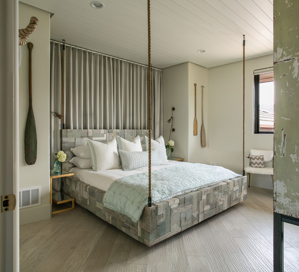 Creative Hanging Bed Ideas For Amazing Homes4 Creative Hanging Bed Ideas For Amazing Homes
