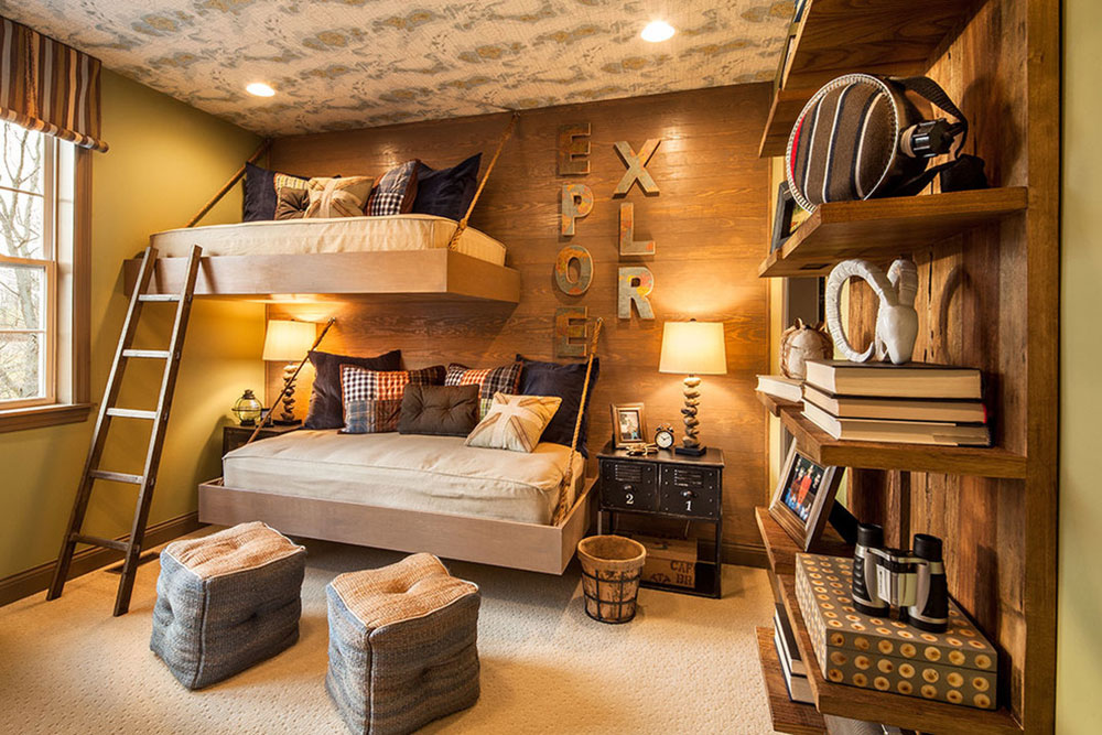 Creative-Hanging-Bed-Ideas-For-Amazing-Houses 7 Creative Hanging Bed-Ideas For Amazing Houses
