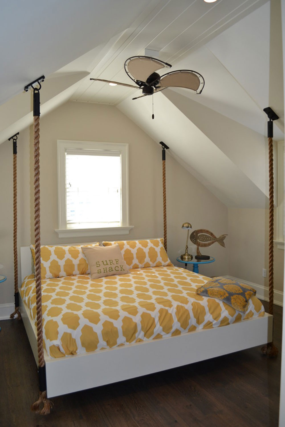 16 Creative Hanging Bed Ideas For Amazing Homes