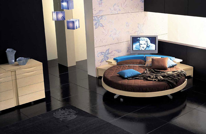 72436685069 Designs of round beds for your bedroom