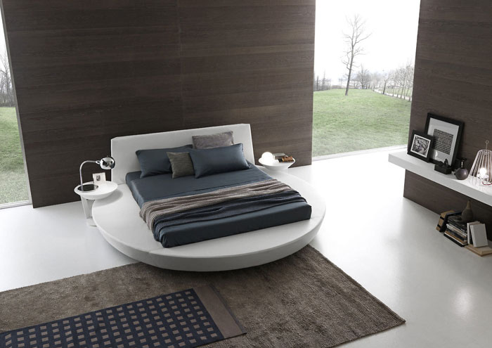 72436674939 Designs of round beds for your bedroom