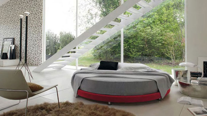 72436594846 Designs of round beds for your bedroom