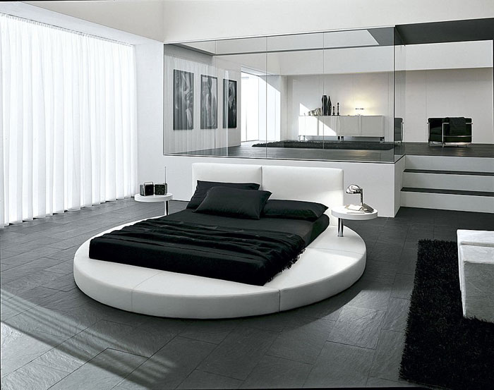 72436642445 Designs of round beds for your bedroom