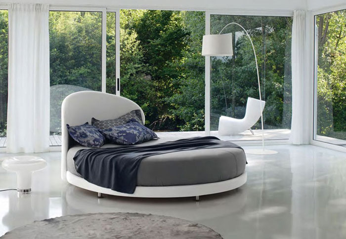 72436585938 Designs of round beds for your bedroom
