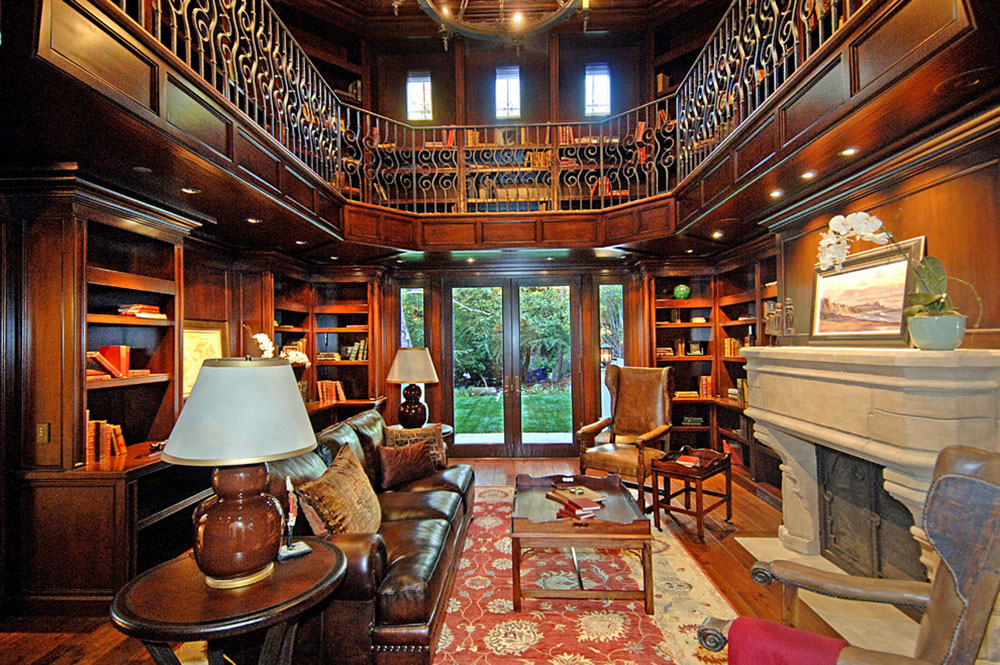 Impressive-Home-Library-Design-Ideas-for-2017 - 4 Impressive Home-Library-Design-Ideas for 2018