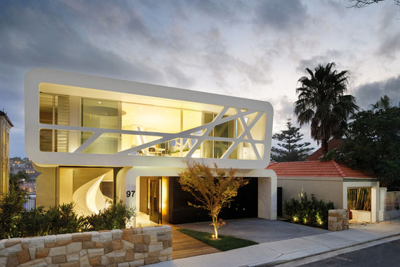 48045077206 Hewlett Street House in Bronte, Australia Designed by MPR Design