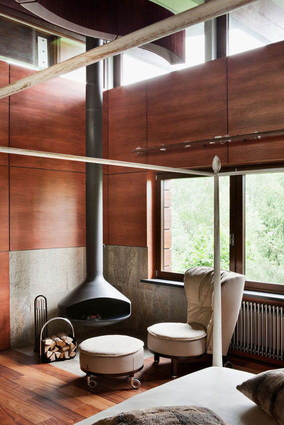 47631778386 Stunning Moscow House Designed by Olga Freiman