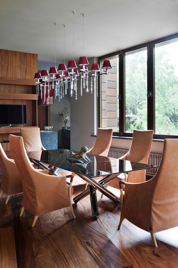 47631800648 Stunning Moscow House Designed by Olga Freiman