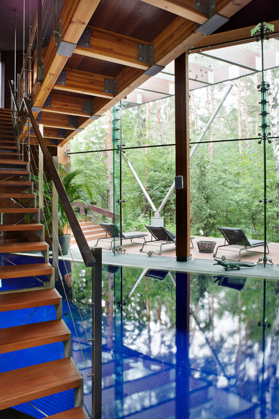47631701392 Stunning Moscow House Designed by Olga Freiman