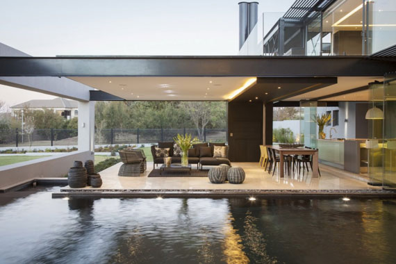 b3 Modern building Ber House Designed by Nico van der Meulen Architects