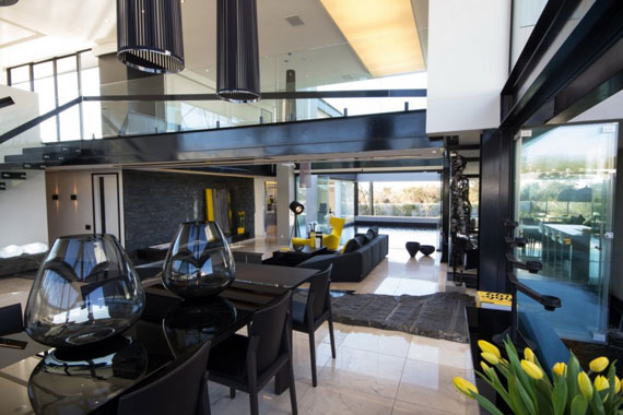 b7 Modern building Ber House Designed by Nico van der Meulen Architects