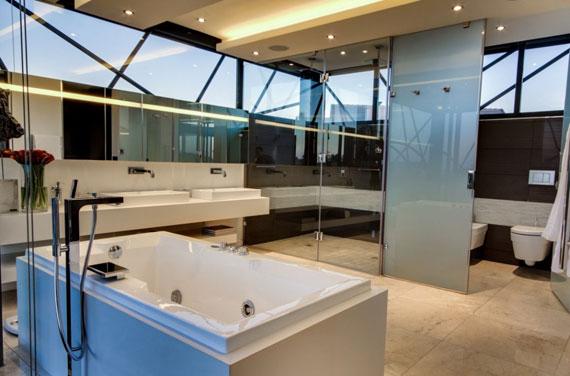 b15 Modern building Ber House Designed by Nico van der Meulen Architects