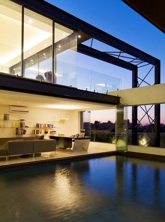 b17 Modern building Ber House Designed by Nico van der Meulen Architects