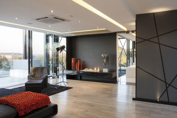 b16 Modern building Ber House Designed by Nico van der Meulen Architects