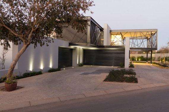 b18 Modern building Ber House Designed by Nico van der Meulen Architects