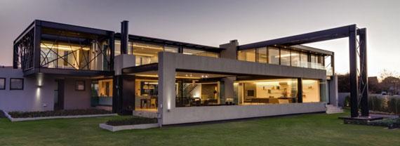 b20 Modern building Ber House Designed by Nico van der Meulen Architects