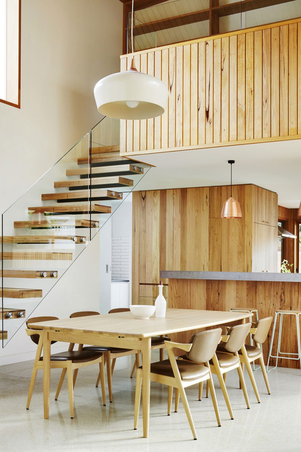 Modern and Exquisite Floating Staircase11 Modern and exquisite floating staircase designs
