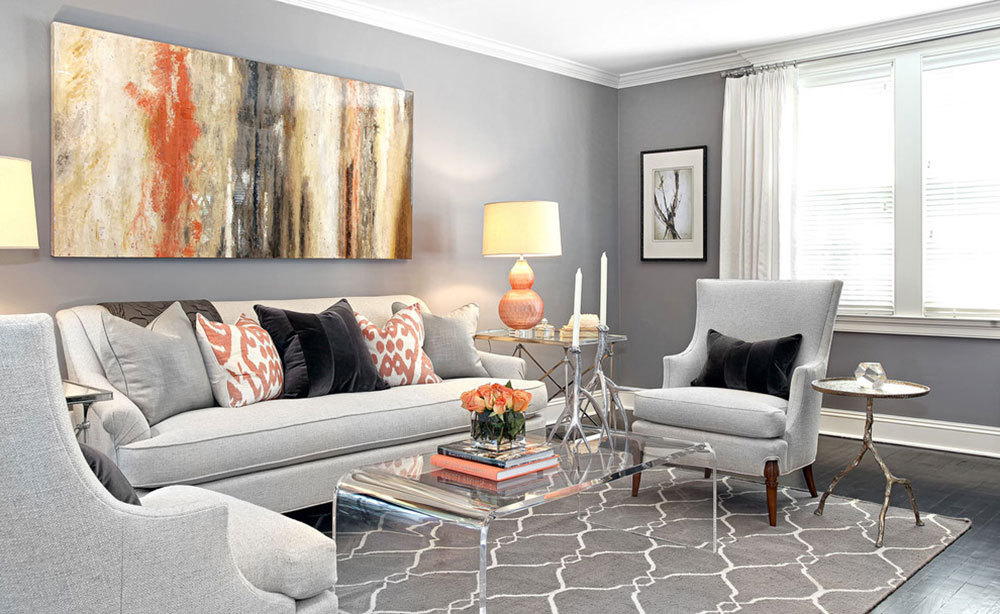 Amazing interiors with shades of gray17 Amazing interiors with shades of gray