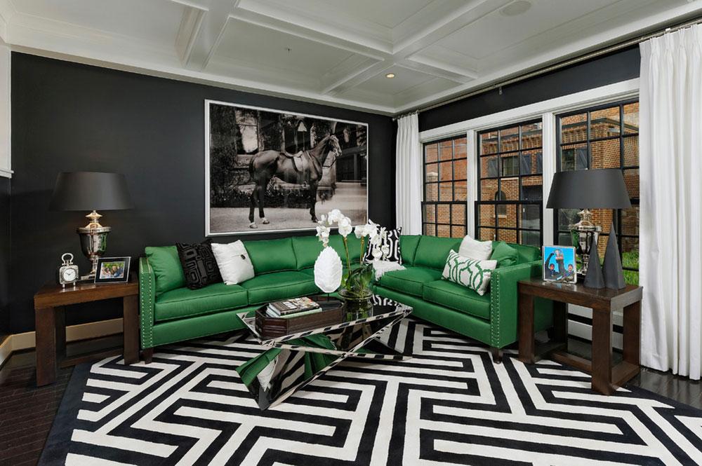 Amazing interiors with shades of gray16 Amazing interiors with shades of gray