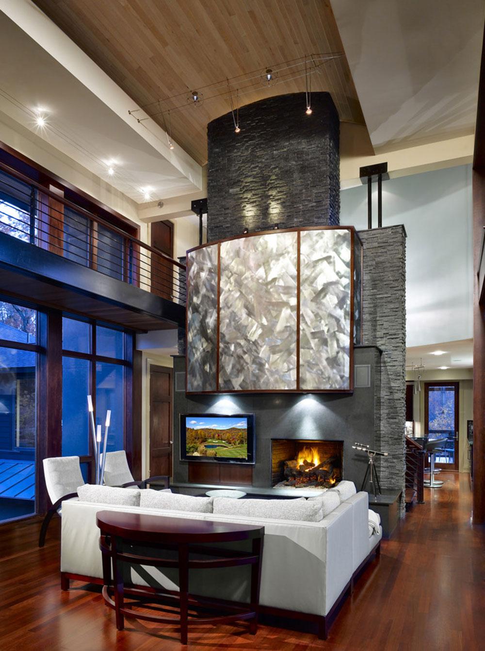 Amazing interiors with shades of gray10 Amazing interiors with shades of gray