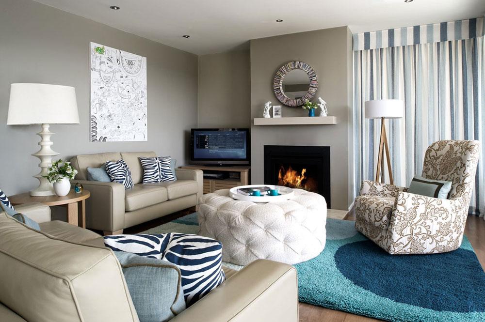 Amazing interiors with shades of gray8 Amazing interiors with shades of gray