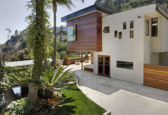 w4 Modern residence in West Hollywood designed by fer Studio