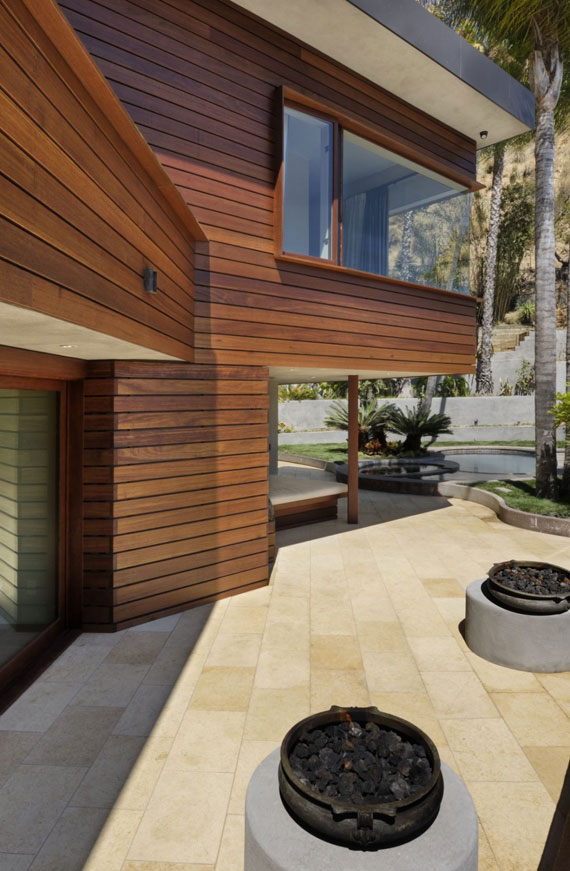 w6 Modern residence in West Hollywood designed by fer Studio