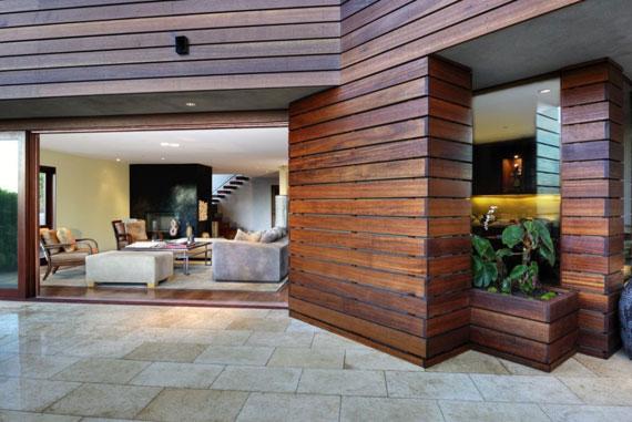 w8 Modern residence in West Hollywood designed by fer Studio