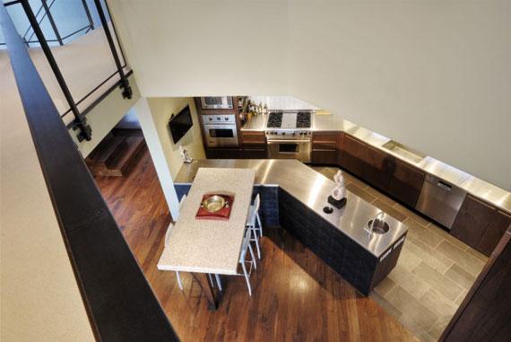 w12 Modern residence in West Hollywood designed by fer Studio