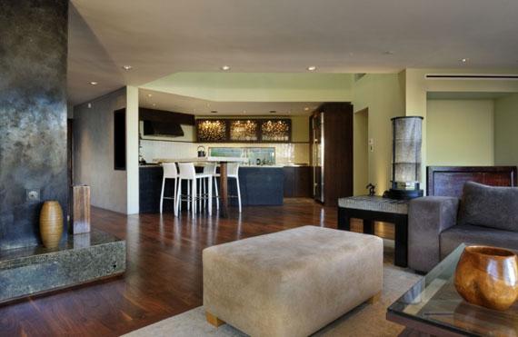 w11 Modern residence in West Hollywood designed by fer Studio