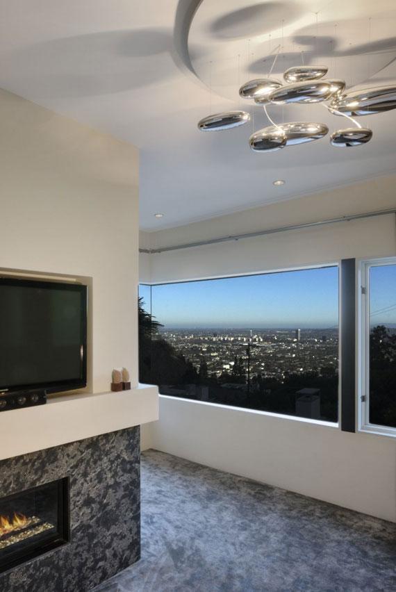 w18 Modern residence in West Hollywood designed by fer Studio