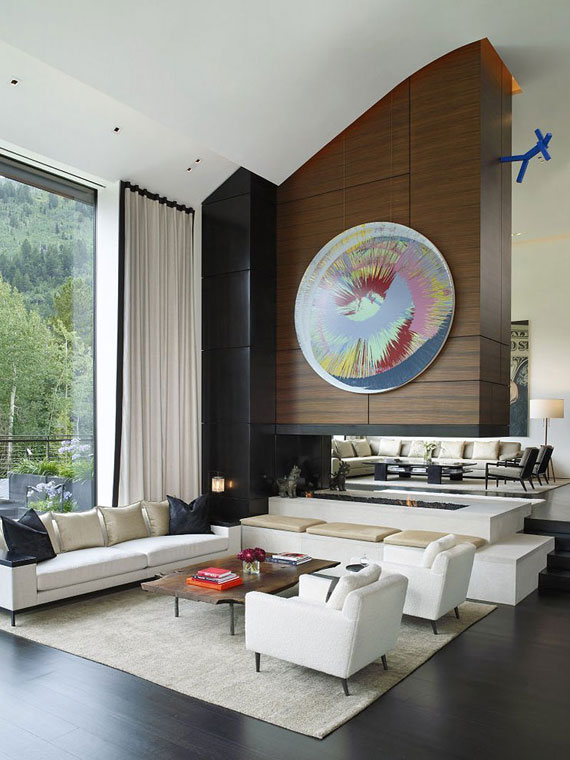 a4 Renovated house with excellent interior, designed by Stonefox Design