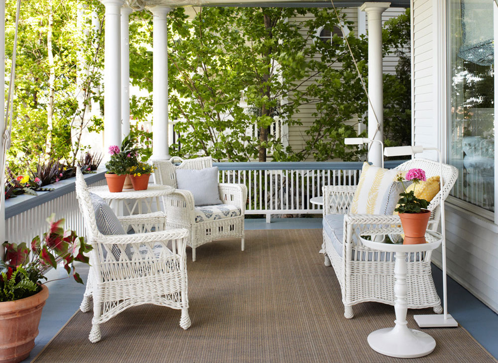 Difference Between Wicker and Rattan Furniture3 The difference between wicker and rattan furniture