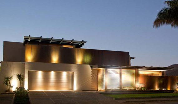 s19 Impressive Aboobaker house by Nico van der Meulen Architects